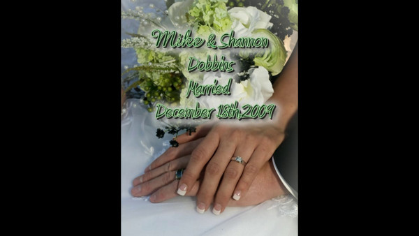 Mike & Shannon's Wedding Video-mp4-HD