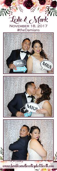 Leslie & Mark Wedding