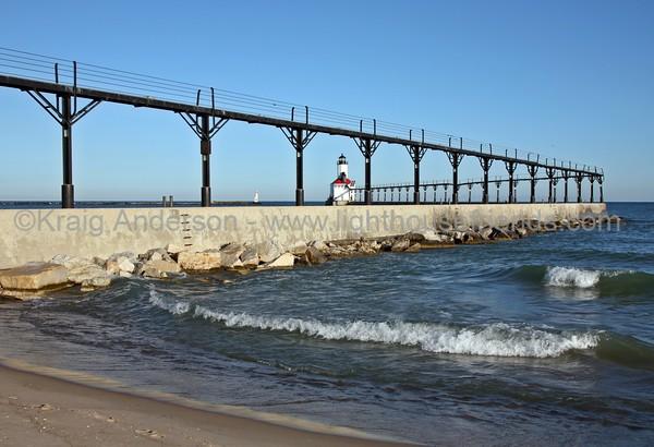 Michigan City East Pier