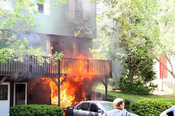 5/12/09 Congress St Fire