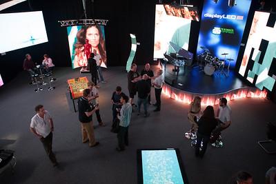 Display LED Screens Ltd Showroom Opening