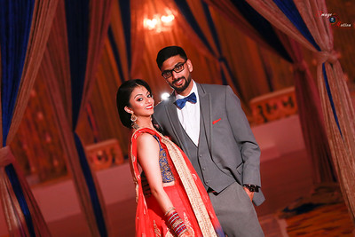 SHREE AND HITEN ENGAGEMENT CEREMONY