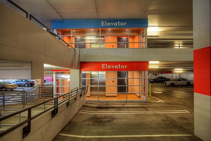 York Enterprises - University Place Garage Lobbies