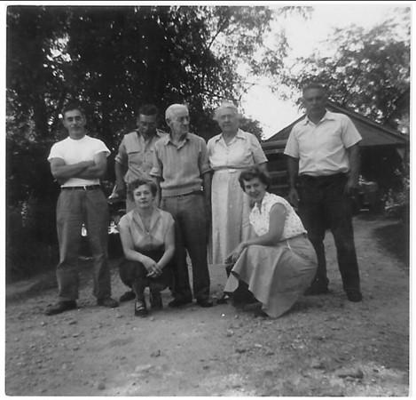 Edward and Ida Ware Family