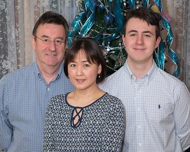 Wallis Family Xmas