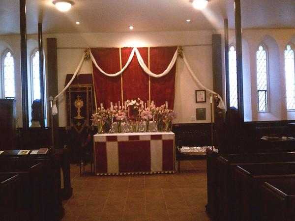 Altar of Repose 2011
