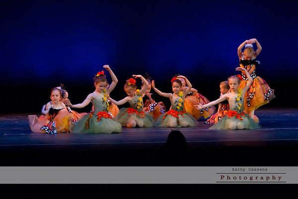 Ballet 1 and 2 - Flute Concerto
