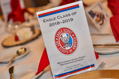 66th Annual Eagle Scout Recognition Banquet