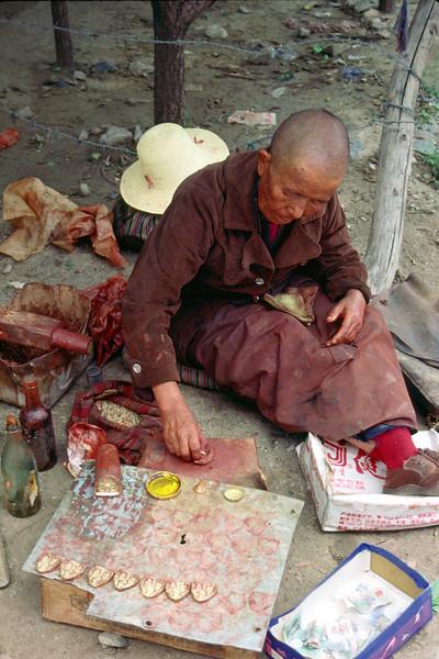 Tibet and Nepal