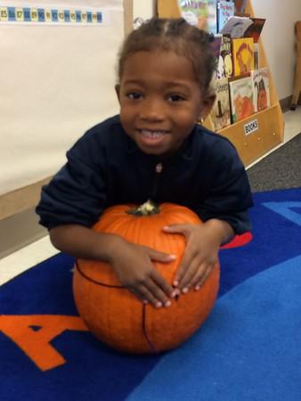 PreKM Pumpkin Exploration