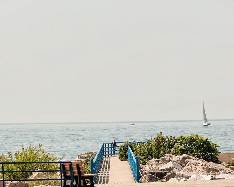 004 Michigan August 2013 - Beach (South Pier).jpg