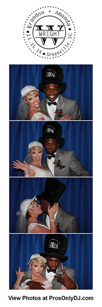 Brandon & Amanda Wedding