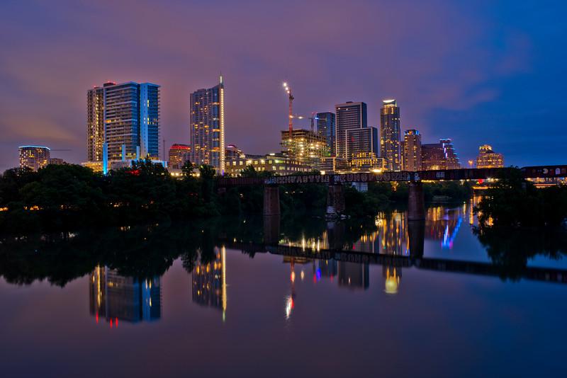 Austin - Taken at Lady Bird Lake 5/14/16