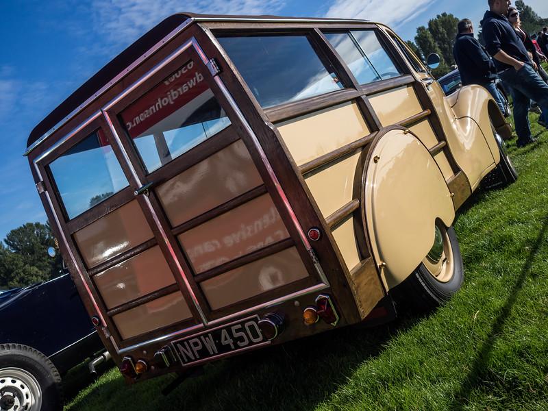 1952 Austin A40 Devon 'Countryman'