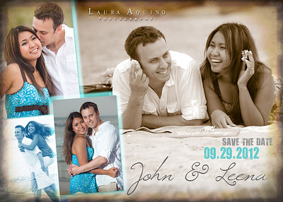 SAVE-THE-DATES CARDS