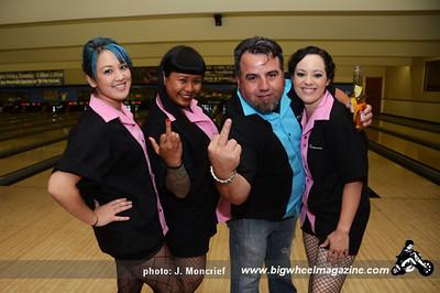Ballin' Betties - Punk Rock Bowling 2012 Team Photos - Gold Coast - Las Vegas, NV - May 26, 2012