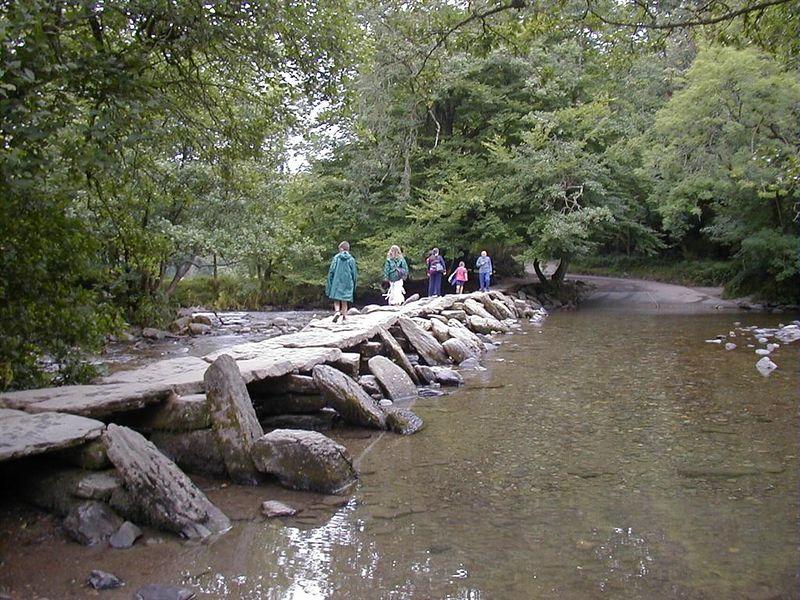 Tarr Steps, Dartmoor