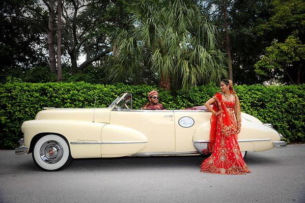 Hershal and Priyanka