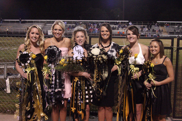 Cleburne High Home Coming