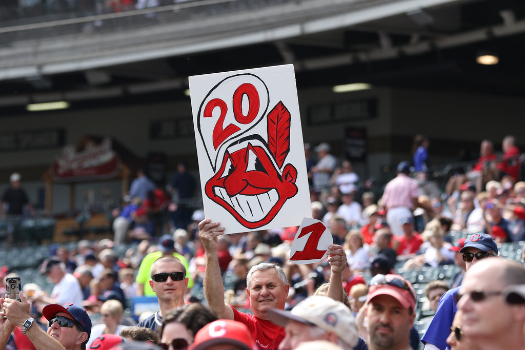 . Scenes from the Indians-Tigers game on Sept. 13, 2017, at Progressive Field in Cleveland. (Tim Phillis - The News-Herald)