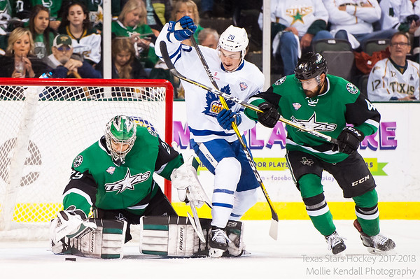 06-07-18 Texas Stars vs Toronto Marlies - playoff game 4
