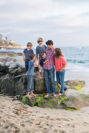 92037 La Jolla Beach Family Portraits San Diego Photographer