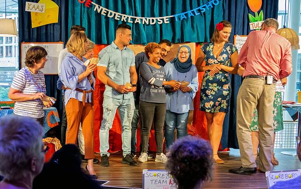 Taal aan Zee - Den Haag - 2018
