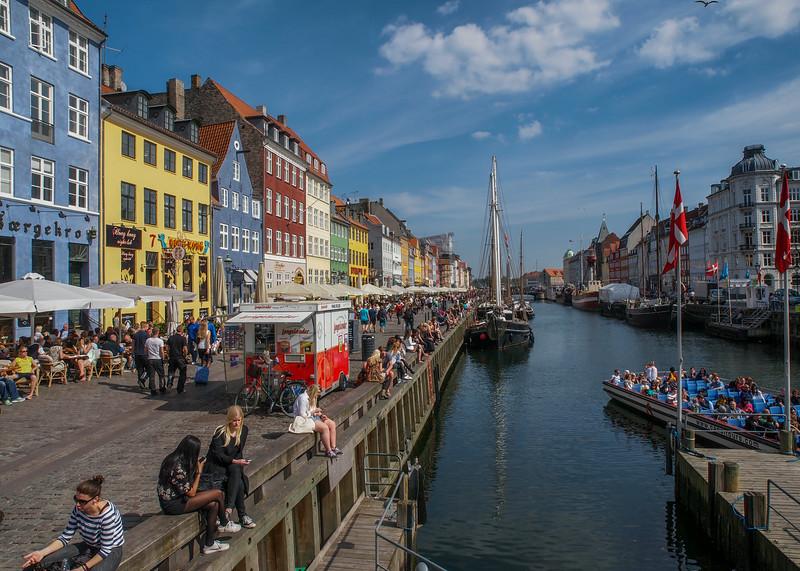 Nyhavn. Photo: Martin Bager