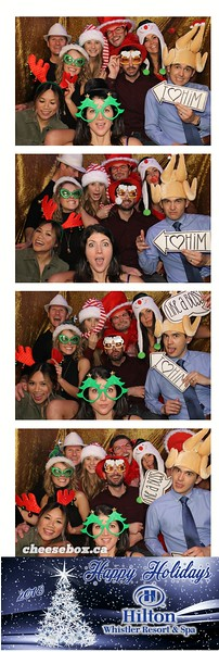 Whistler Hilton Staff Christmas Party 2018