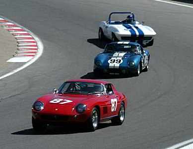 2004 Monterey Historics Group 4B 1962-66 SCCA Sports & GT
