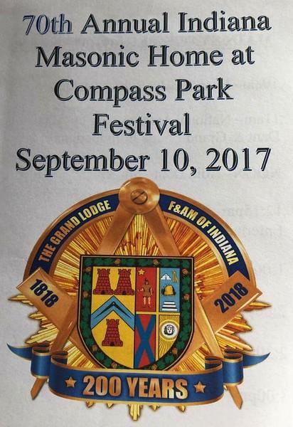 70th Annual IMH at Compass Park Festival 09-10-2017