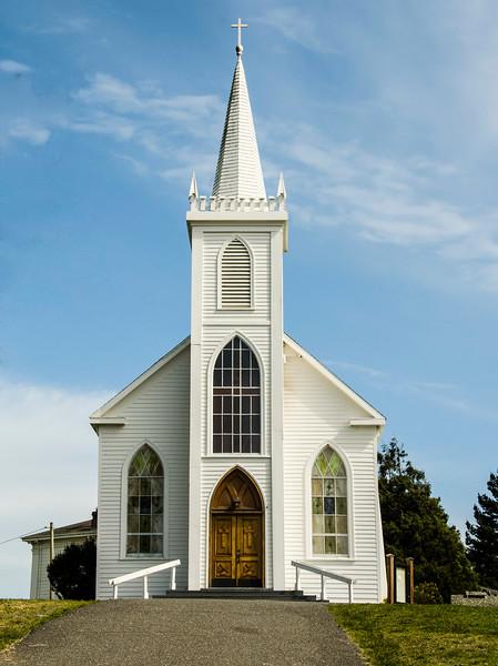 Church, Bodega, CA