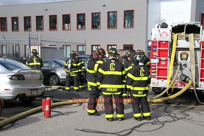 Cambridge, MA - 1st Alarm, 735 Concord Ave, 12-2-16