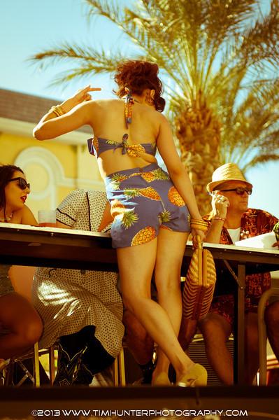 2013 Viva Las Vegas Vintage Swimsuit Competition