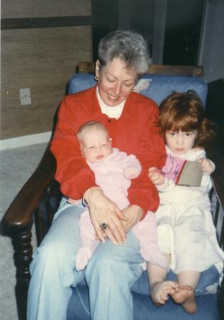 David Gorman Family 1984  - Present