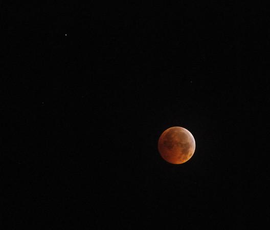 Lunar Eclipse 2010