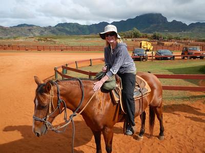 Kauai Horseback