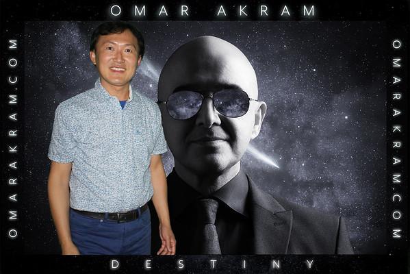 Omar Akram Album Release Party
