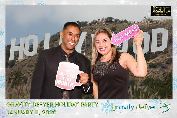 Gravity Defyer