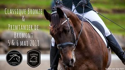 Classique Bronze & Printanier de Bromont 2018