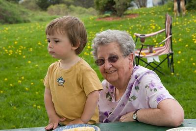 Betty turns 85
