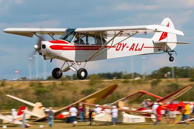 OY-ALJ - Piper PA-18-150 Super Cub