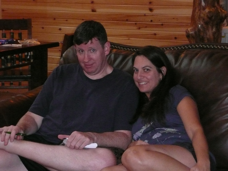 Debbie and Jim