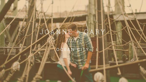 JOANNE + GARY ////// OCEAN CITY