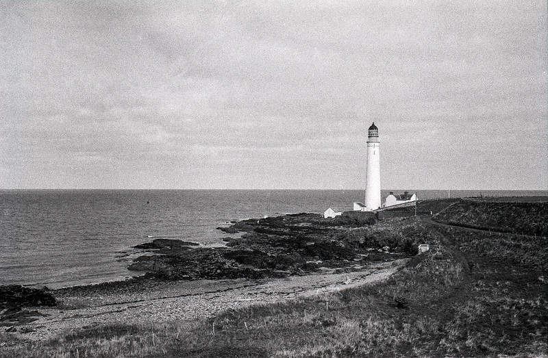 Scurdiness Lighthouse - Ferryden, Montrose