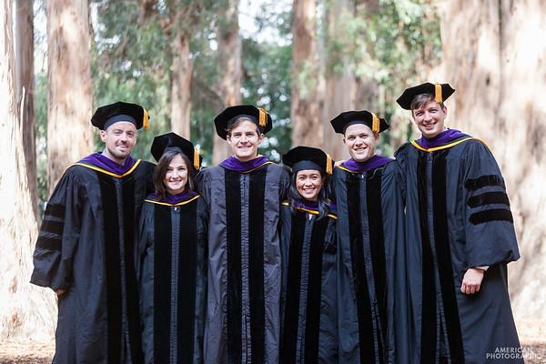Portraits - Graduation