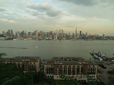 New York City Skyline 09-04-09
