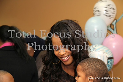 Abigail & Vic's Baby Shower