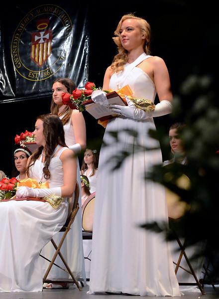 Gwynedd Mercy Academy High School Graduation 5-31-2014