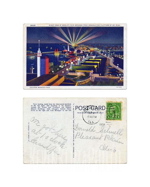 Chicago World's Fair - 1934